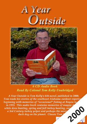 A Year Outside Book Cover